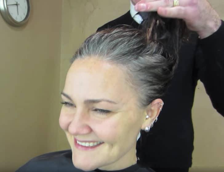 grijs haar niet meer verven