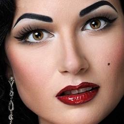 Wanneer je deze vrouw zonder makeup ziet, zal je versteld zijn.