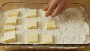 Lees dit recept voor een ongelofelijk simpele en heerlijke taart die in 70 minut