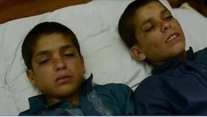 Overdag zijn deze broers normale kinderen maar \'s nachts gebeurt er iets met hu