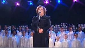 Niemand geloofde in haar talent, maar nu... is Susan Boyle een grote ster!