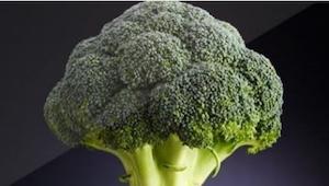 Ik zou nooit op het idee zijn gekomen om broccoli te combineren met DEZE groente
