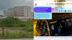 Een schandaal in een Pools ziekenhuis. Het ziekenhuispersoneel stuurde een moede