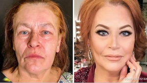 Dit is geen Photoshop; dit is make-up! Bekijk 9 van de meest spectaculaire metam