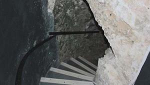 In 1835 ontdekte een boer een tunnel onder de grond. Wat hij daar zag, schokte d