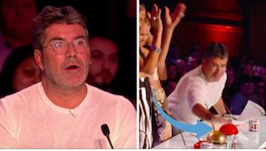 Simon Cowell was geschokt toen hij hoorde welk nummer ze gekozen had maar enkele