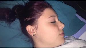 Hij misbruikte haar 15-jarige dochter. Toen ze DNA-tests uitvoerden, twijfelde n