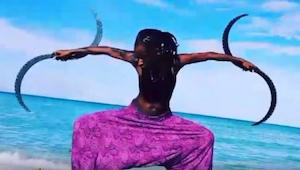 Deze hypnotische dans laat je je op vakantie voelen!