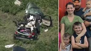 Ze bracht haar kinderen naar Bijbel-kamp, niemand kon verwachtten dat één tekstb