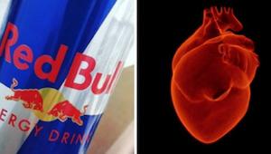 Wat gebeurt er met je hart nadat je een energiedrank hebt gedronken. Ik had geen