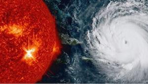 Een natuurramp na een natuurramp ... Wat nog te komen staat is verschrikkelijk.