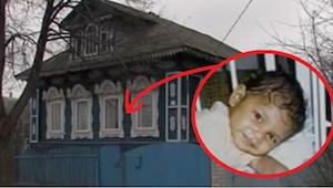 Moeder liet haar1 jaar oud kind in een verlaten huis. 10 jaar later kwam ze teru
