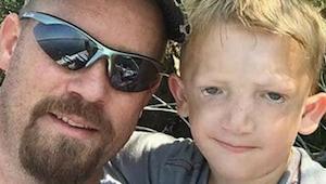 Een vader wil andere ouders bewust maken nadat zijn kind gestenigd werd.