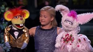 De zanger- buikspreker deed beter dan ooit in de finale van de Got Talent!