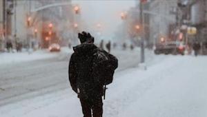 Angstaanjagende voorspellingen van klimatologen - dit jaar zal het de koudste wi