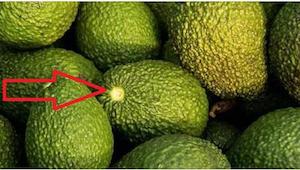 Een geweldig trucje waarmee je avocado rijp wordt in 10 minuten! Dat we dit niet