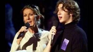 Hij verving Andrea Bocelli op 17-jarige leeftijd. Celine Dion kon haar oren niet