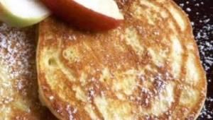 Ik maakte pannenkoekjes volgens dit recept en binnen een mum van tijd waren de b