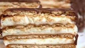 Van alle eenvoudige taartrecepten vonden wij deze het lekkerst. Slechts 5 ingred