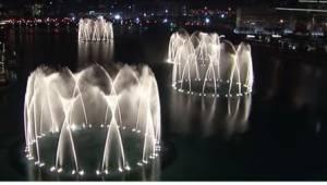 Er is geen multimediale fontein die zich kan meten met die in Dubai. Ontdek waar