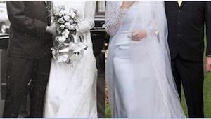 Toen hun kinderen en kleinkinderen hun 50-jarig huwelijksjubileum zagen, hadden