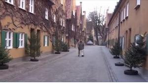 In dit Duitse stadje is de jaarlijkse huurprijs voor een appartement ... 0,80 eu