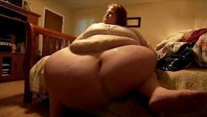 De 34-jarige woog maar liefst 294 kilo! In twee jaar tijd verloor ze  206 kg!