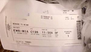 Wat doe je met je instapkaart na de vlucht? Na het lezen van dit artikel zal je
