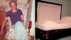 Zoon negeerde zijn moeder tot aan haar dood. Op de dag van haar begrafenis reali