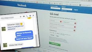 Politie waarschuwt - een nieuw Facebook-virus kan je computer overnemen!