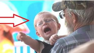 Eén vraag is voldoende om je kind direct rustig te krijgen. Probeer het! Het wer