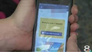Veiligheidsspecialisten waarschuwen dat hackers populaire quizzen op Facebook ge