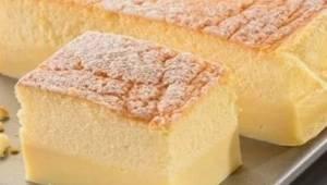 Maak één massa die zichzelf in tweeën deelt tijdens het bakken! Ontdek het gehei