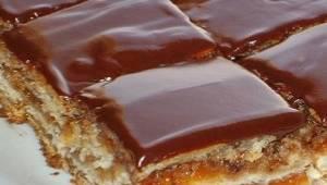 Deze taart is erg populair bij ons thuis. Hongaren eten hem veel en wij nu dus o