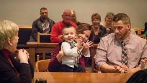 Dit kind sprak één woord in de rechtbank en de rechter wist meteen dat hij de ju